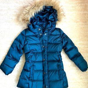 Gap Warmest Teal Coat